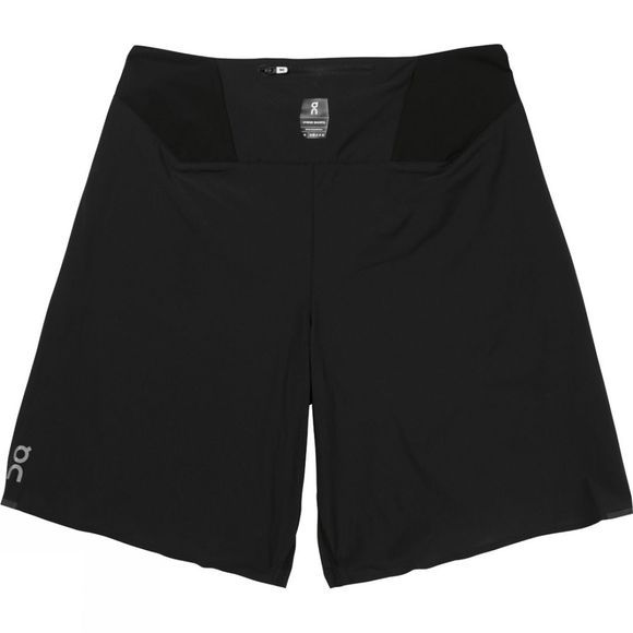 On Mens Hybrid Shorts Black