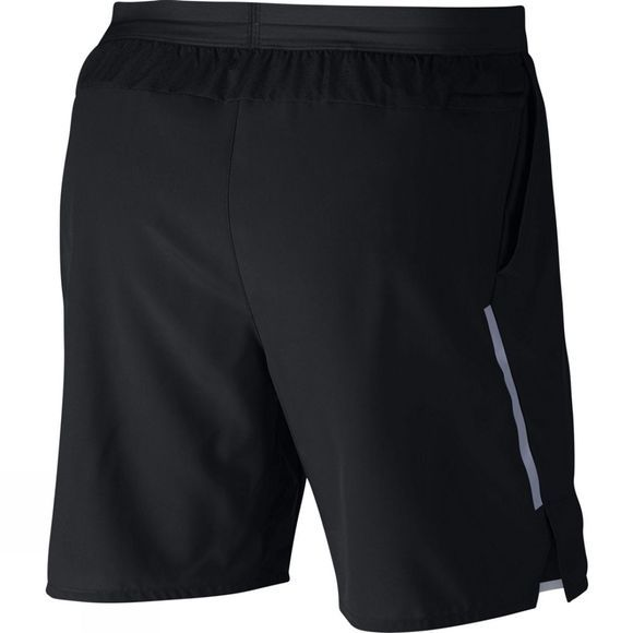 "Nike Mens 7"" Flex Stride Running Shorts Black"