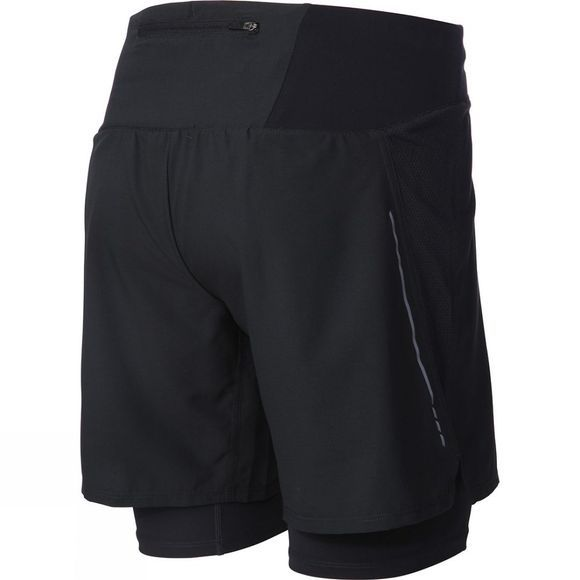 "Inov-8 Mens 7"" Trail Shorts Black"