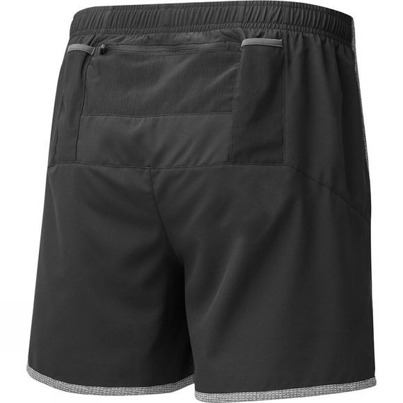 Ronhill Men's Stride Cargo Short All Black