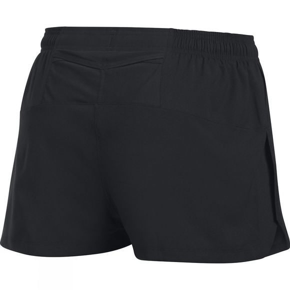Under Armour Launch SW Split Short Black