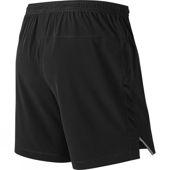 New Balance Men's 7 Inch Stretch Woven Short Black