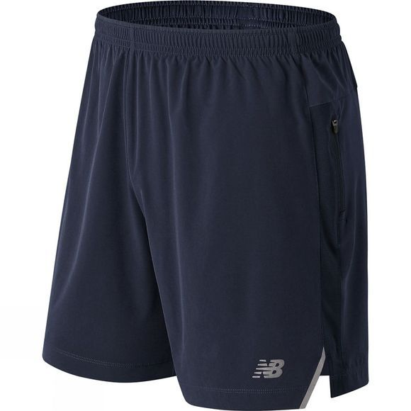 New Balance Men's 7 Inch Stretch Woven Short Pigment