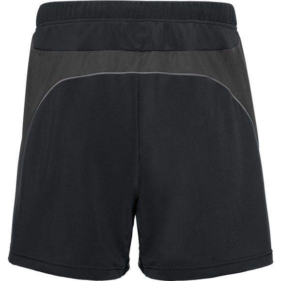 Odlo Mens Zeroweight Windproof Warm Shorts Black