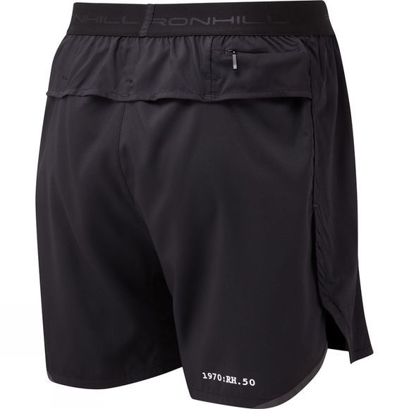 Ronhill Stride Revive 5in Shorts All Black
