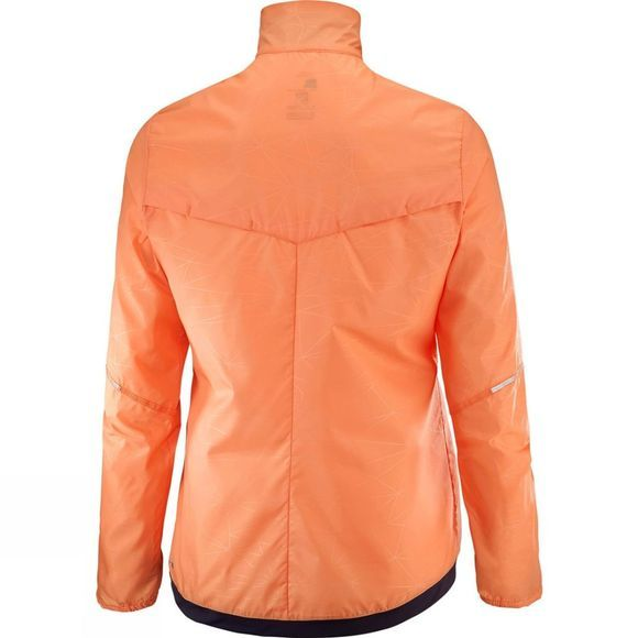 Womens Agile Wind Jacket