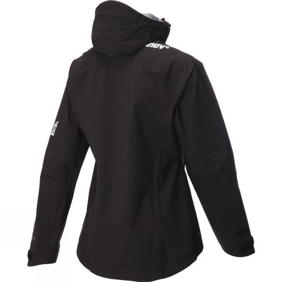 Inov-8 Womens AT/C Protec-Shell Full Zip BLACK