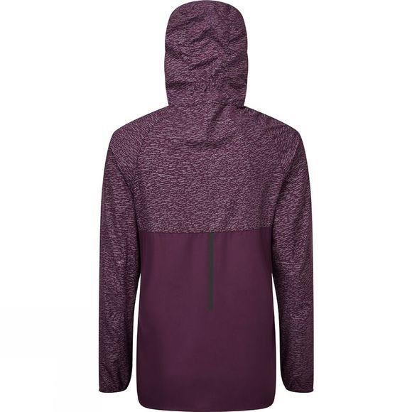 Ronhill Women's Momentum Afterlight Jacket Aubergine/Blossom