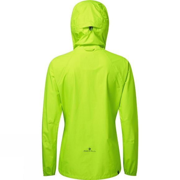 Ronhill Womens Infinity Fortify Jacket Fluo Yellow