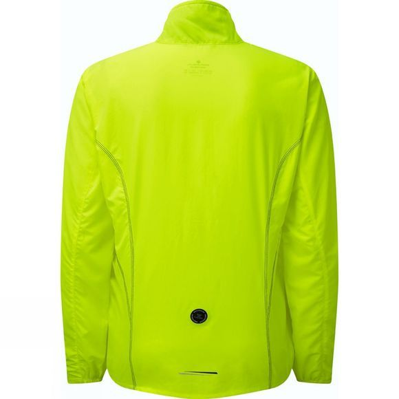 Ronhill Womens Stride Windspeed Jacket  Fluo Yellow