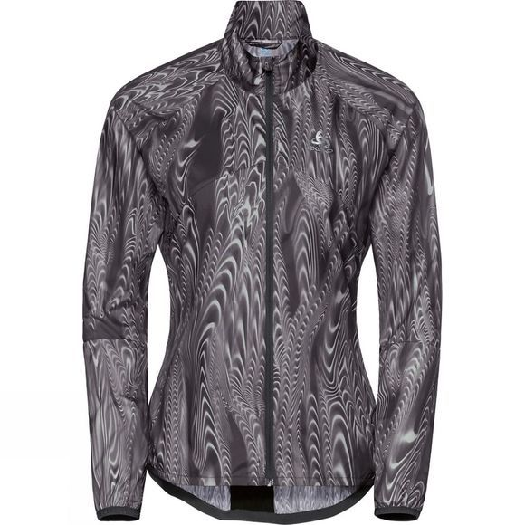 Odlo Womens Omnius Light Jacket Black