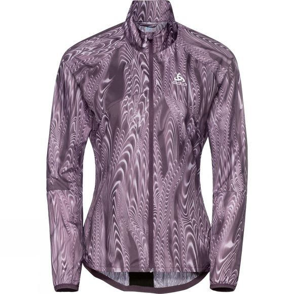 Odlo Women's Omnius Light Jacket Vintage Violet