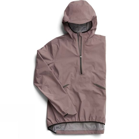 On Women's Waterproof Anorak Grape