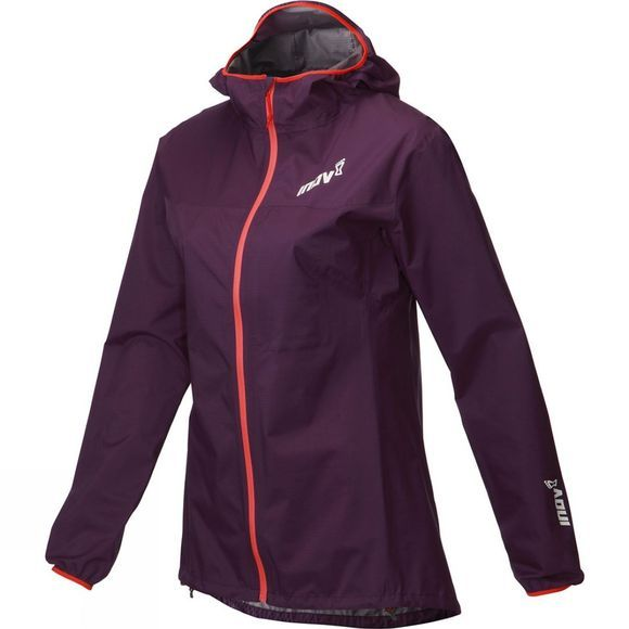 Inov-8 Womens Trail Shell FZ Purple