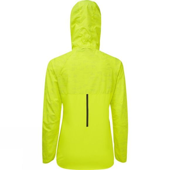 Ronhill Womens Momentum Afterlight Jacket Fluo Yellow/Reflect