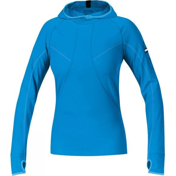 Women's Air Lady Hooded Shirt