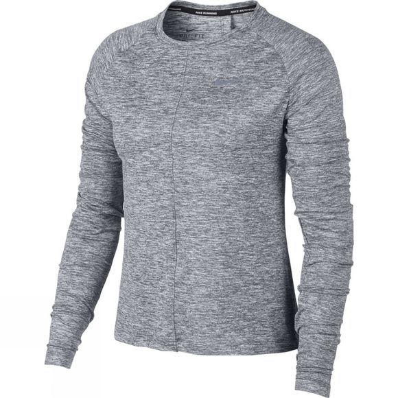 Womens Long Sleeve Seasonal Element Top