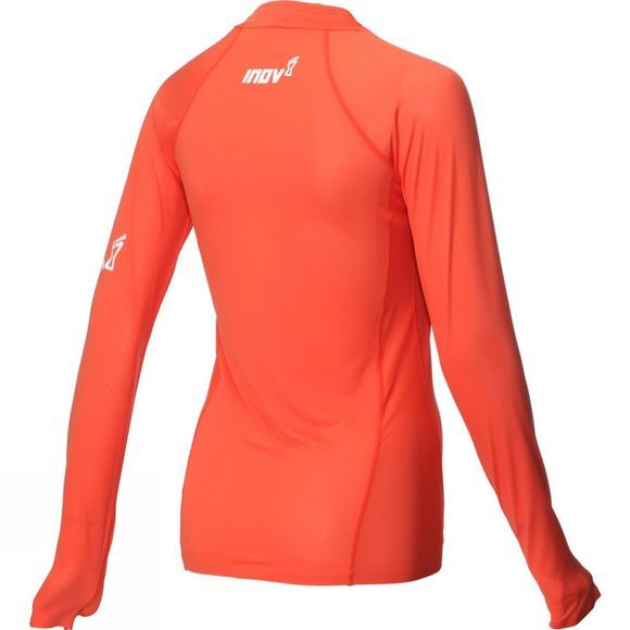 Inov-8 Womens AT/C Long Sleeve Base Layer CORAL