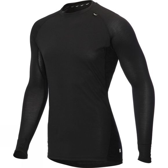Inov-8 Mens At/C Merino Long Sleeve Black