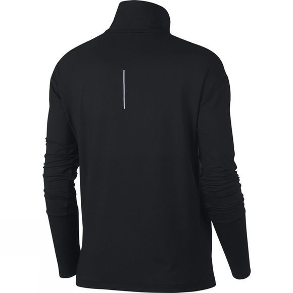 Nike  Women's Half Zip Top Black