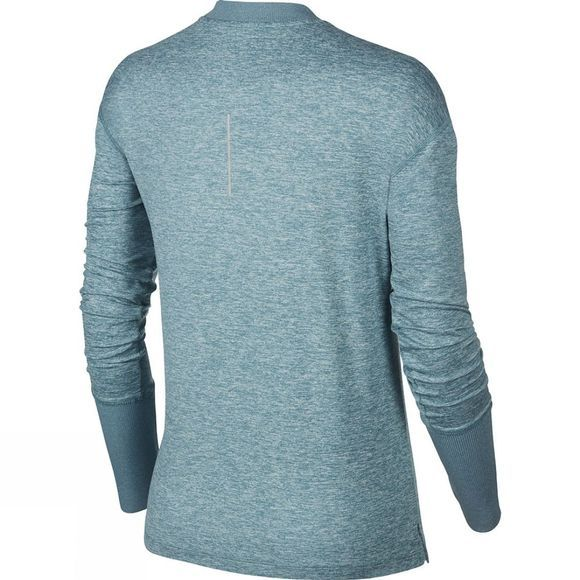 Nike Women's Crew Top  Mineral Teal