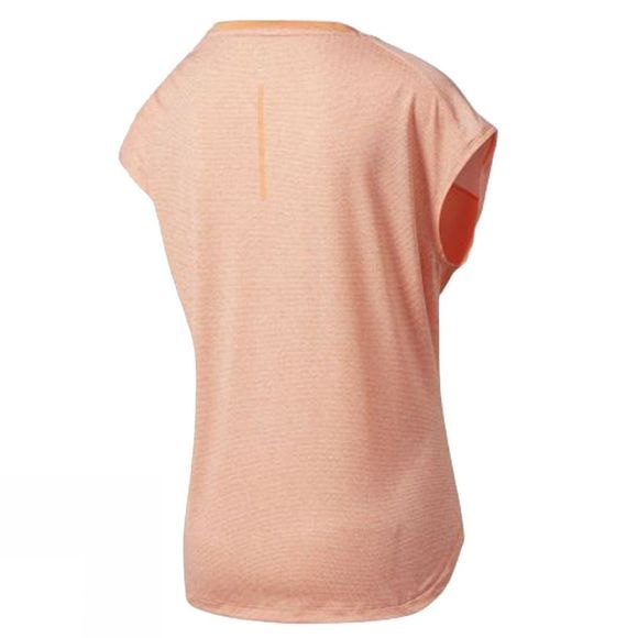 Adidas Women's Shodo Short Sleeve Tee EASY ORANGE