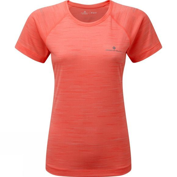 Womens Momentum Short Sleeve Tee