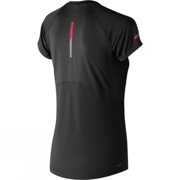 Womens NB Ice 2.0 Short Sleeve London Edition Top