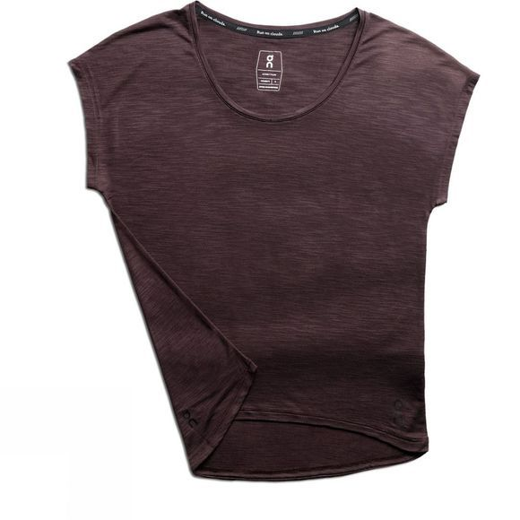 On Womens Active-T Flow Pebble