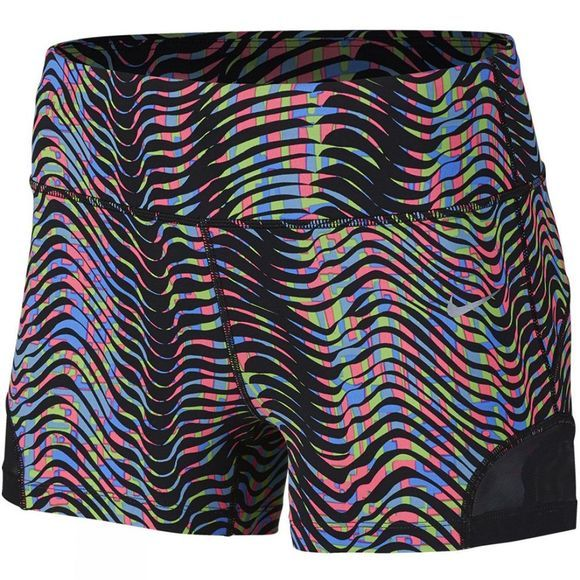 Nike Women's 3in Sidewinder Epic Lux Short MULTI-COLOR/REFLECTIVE SILVER
