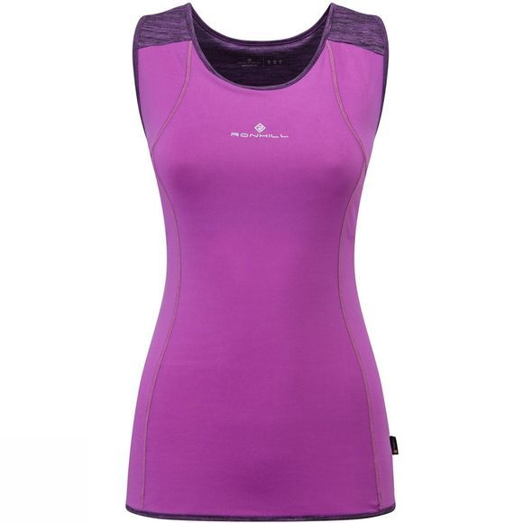Ronhill Women's Infinity Cargo Tank Thistle