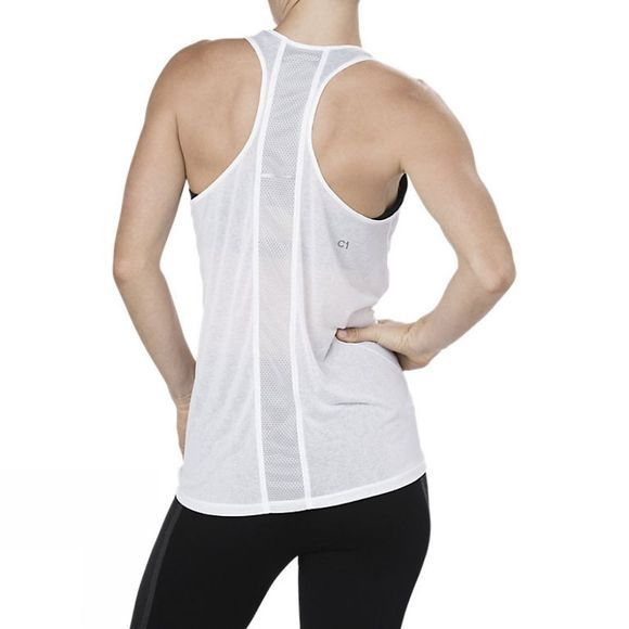 Asics Womens Cool Tank Brilliant White