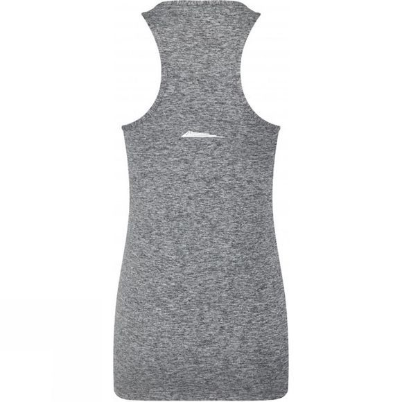 Ronhill Womens Momentum Body Tank Grey Marl