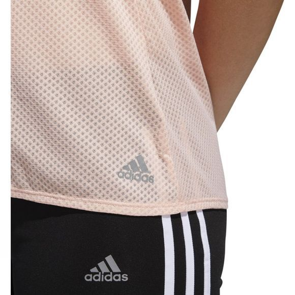 Adidas Womens Response Tank Clear Orange F18