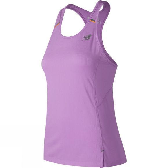 New Balance Women's Ice 2.0 Tank Violet Glo