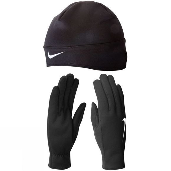 Women's Running Thermal Glove/Beanie Set