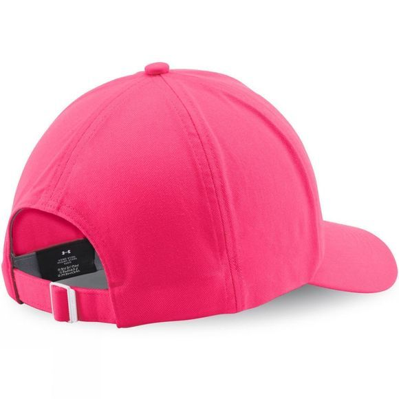 Under Armour Women's Solid Cap Harmony Red/Pink Craze