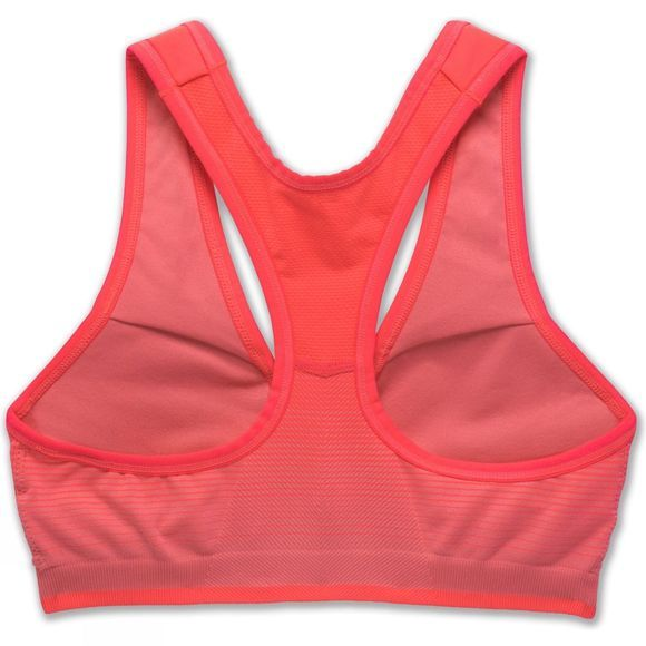 Brooks FrontRunner Racer Sports Bra Punch/Race Pink