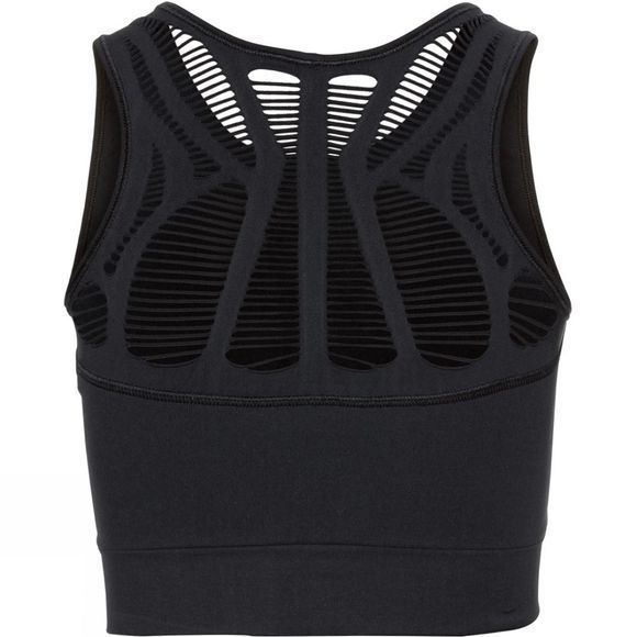 Odlo Feminine Seamless Medium Sports Bra Black