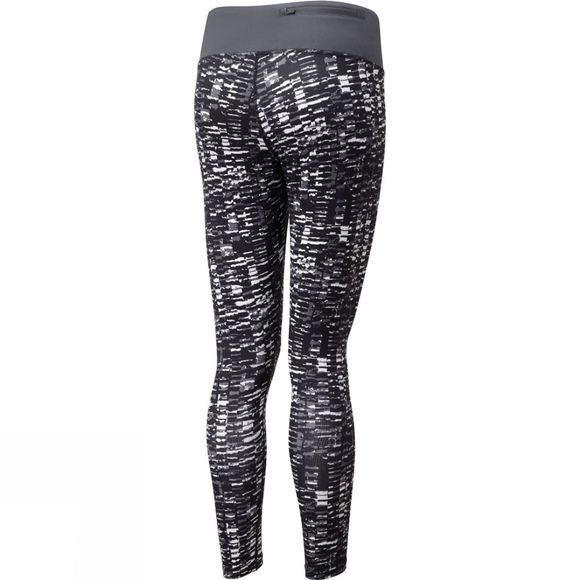 Ronhill Women's Momentum Tights Grey Sponge Art