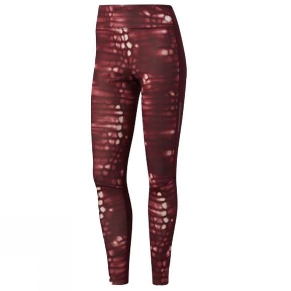 Adidas Women's Supernova Long Tights MAROON