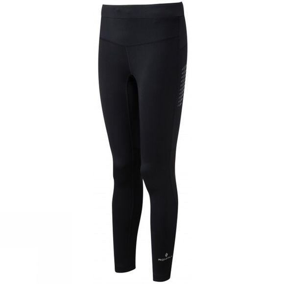 Ronhill Womens Stride Stretch Tights All Black