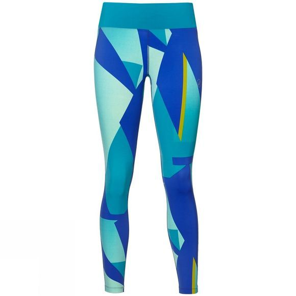 Asics Womens fuzeX 7/8 Tights Shatter Artic Aqua