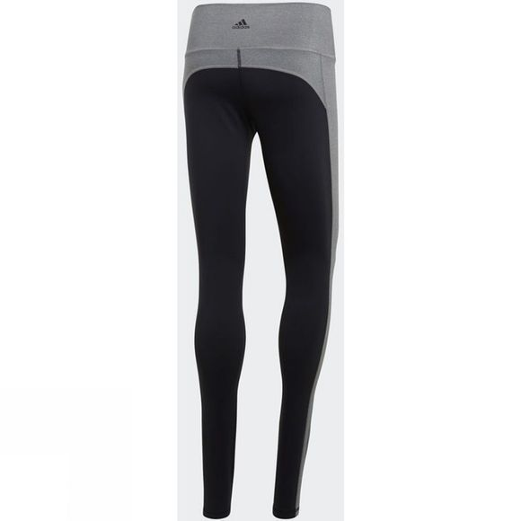 Womens Believe This High-Rise Heathered Tights