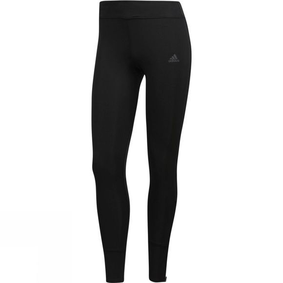 Adidas Womens Response Long Tights Black