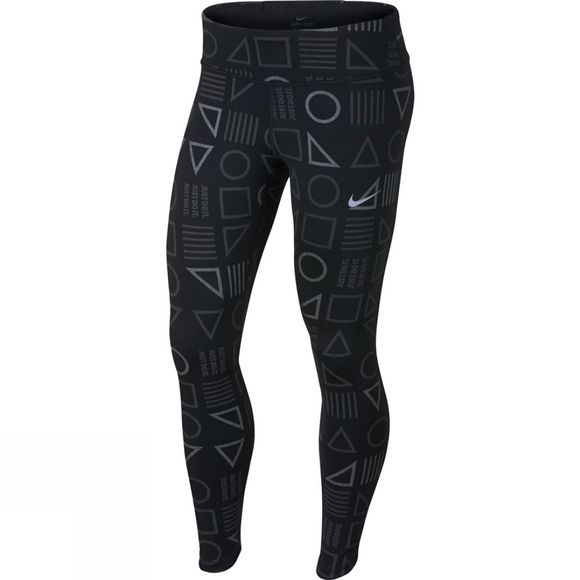 Nike Womens Epic Lux Running Tights Black