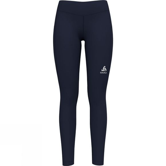 Odlo Womens Core Light Bottom Long  Diving Navy
