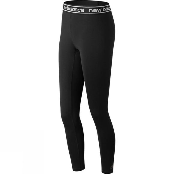 New Balance Womens Accelerate Tights Black