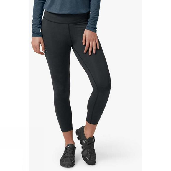 On Womens Running Tights Black