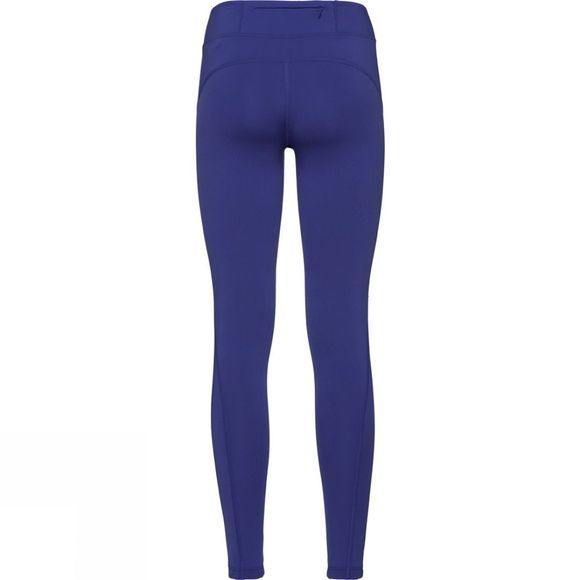 Odlo Womens Core Warm Tight Clematis Blue